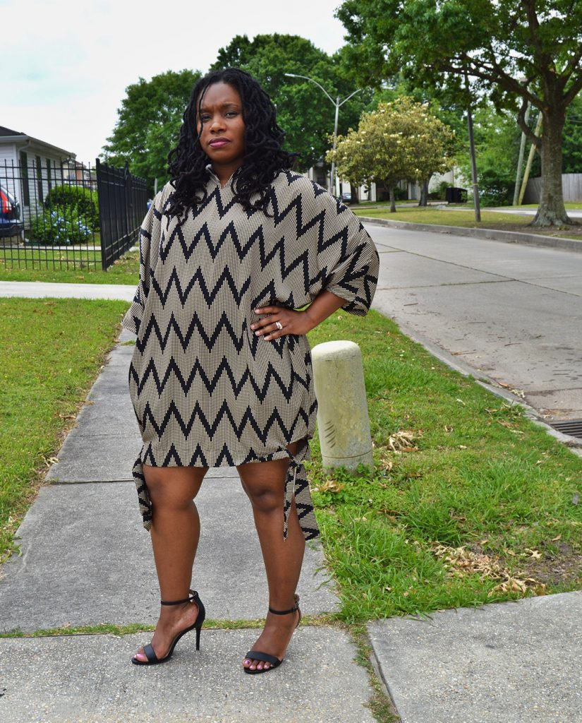 Erin Dress My first indie pattern
