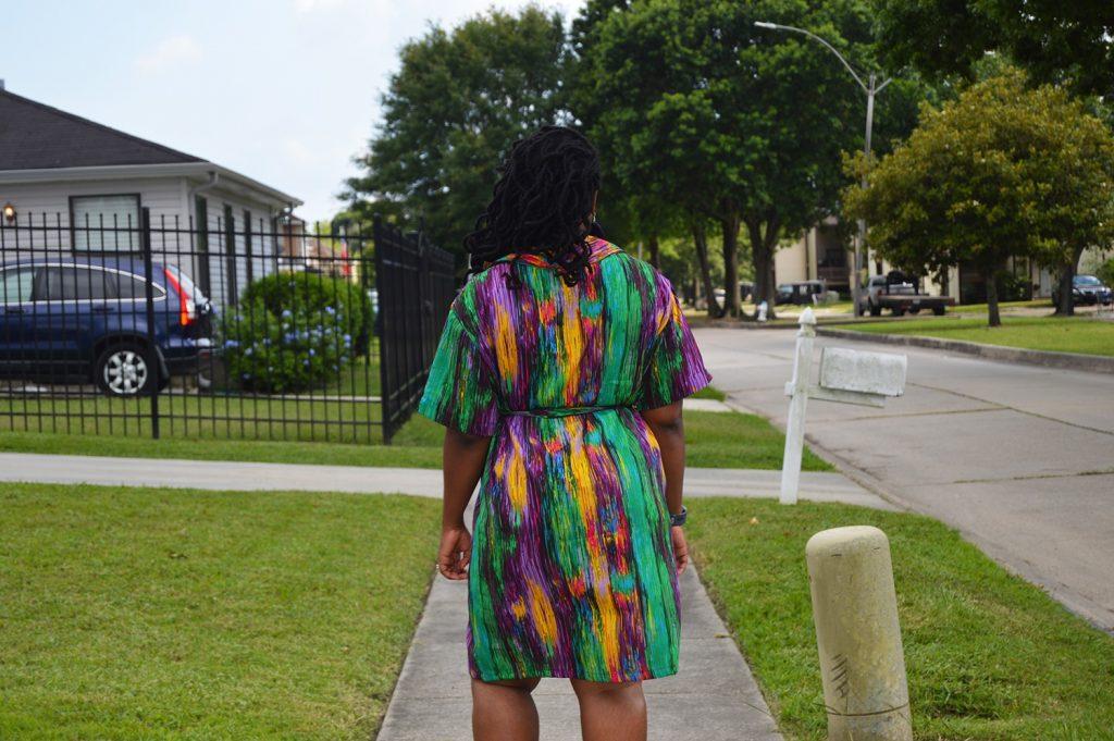 diy women's shirt dress