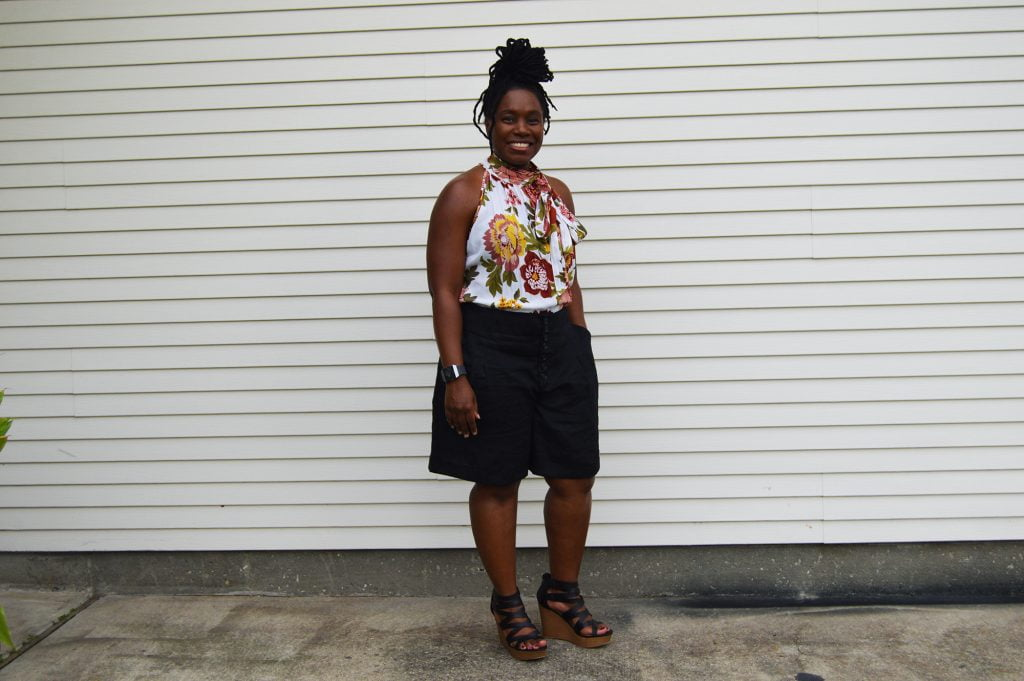 Linen Culottes - Itch to Stitch