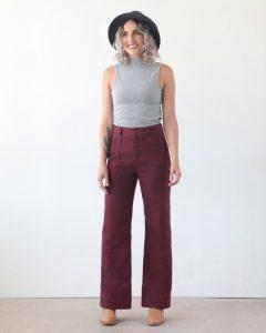Make Nine 2020 Challenge - Landers Pants