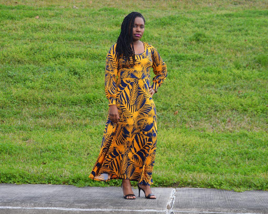 ITY Jersey Knit Dress