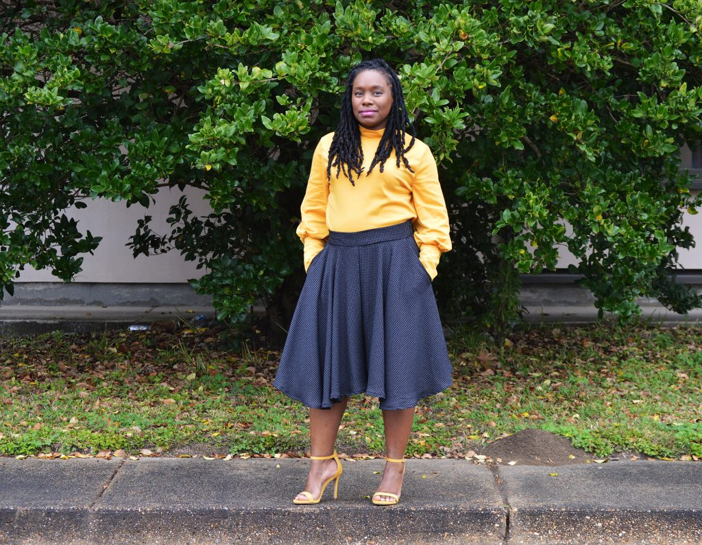 Tania Culottes - Sew My Style 2020