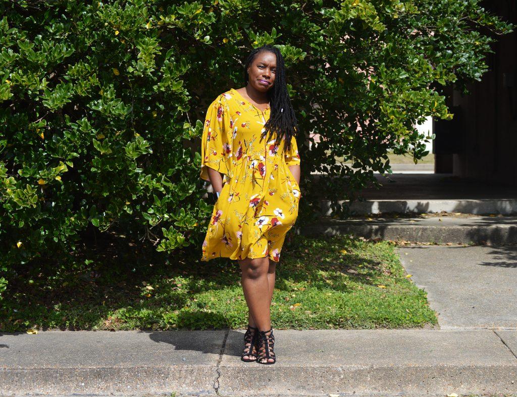Artist House Dress